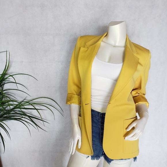 Christian Dior Canary Blazer